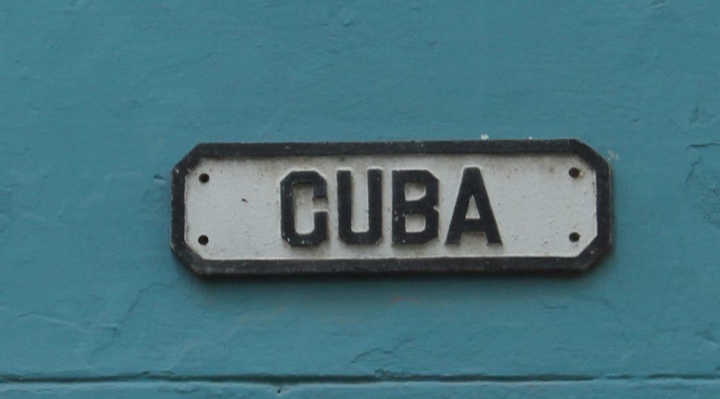 Gate i Havanna, Cuba